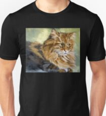 Maine Coon T Shirt - Gift For Cat Lovers Unisex T-Shirt