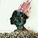 She has a queenly state of mind by Edgot Emily Dimov-Gottshall