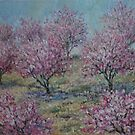 Apricot Trees by HDPotwin