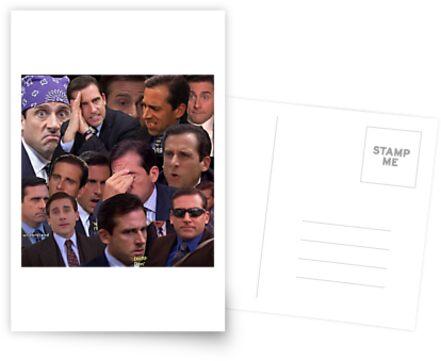 The Office Set by saracreates