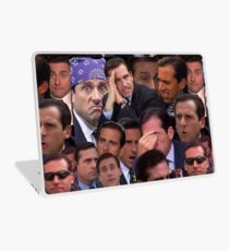 The Office Set Laptop Skin