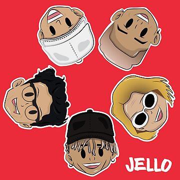 JELLO - PRETTYMUCH  by tbhfelisha