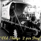 """""""Old Things – 2 per Day"""" Feature Banner by Chloe ."""