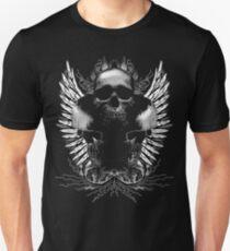 Ornate Skulls Unisex T-Shirt