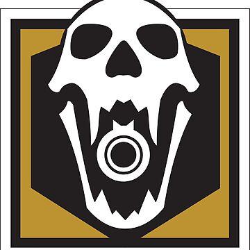 Blackbeard Operator by mbftees