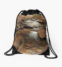 Beaver River, Utah Drawstring Bag