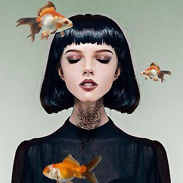 Goldfish Dreaming by vinpez