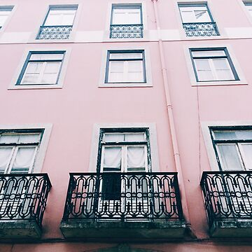 A Pink Portuguese Home by AlexandraStr