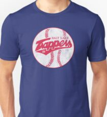 DEFUNCT - Salt Lake Trappers Baseball Unisex T-Shirt