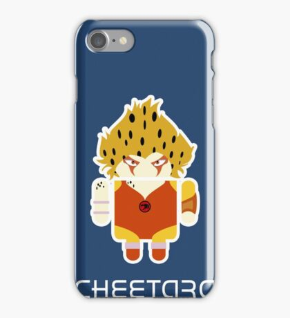 Droidarmy: Thunderdroid Cheetara  iPhone Case/Skin