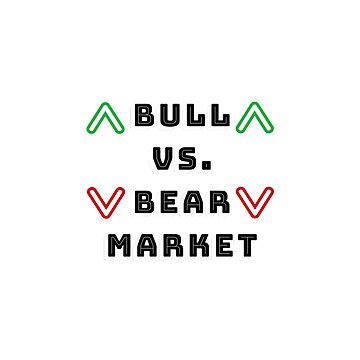 Bull vs. Bear Stock Market  by DepthBeyond