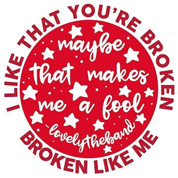 broken by laurel98