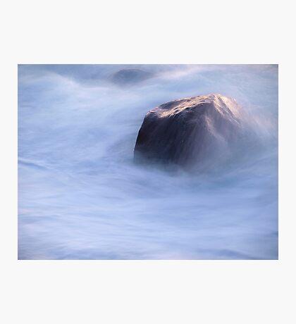 Blue Mist Photographic Print