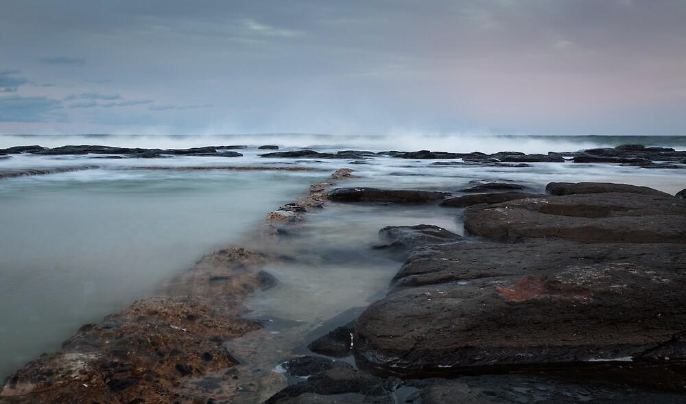 ballina beachfront by Darren Smith