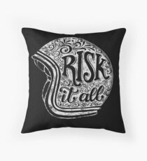 Risk It All Floor Pillow