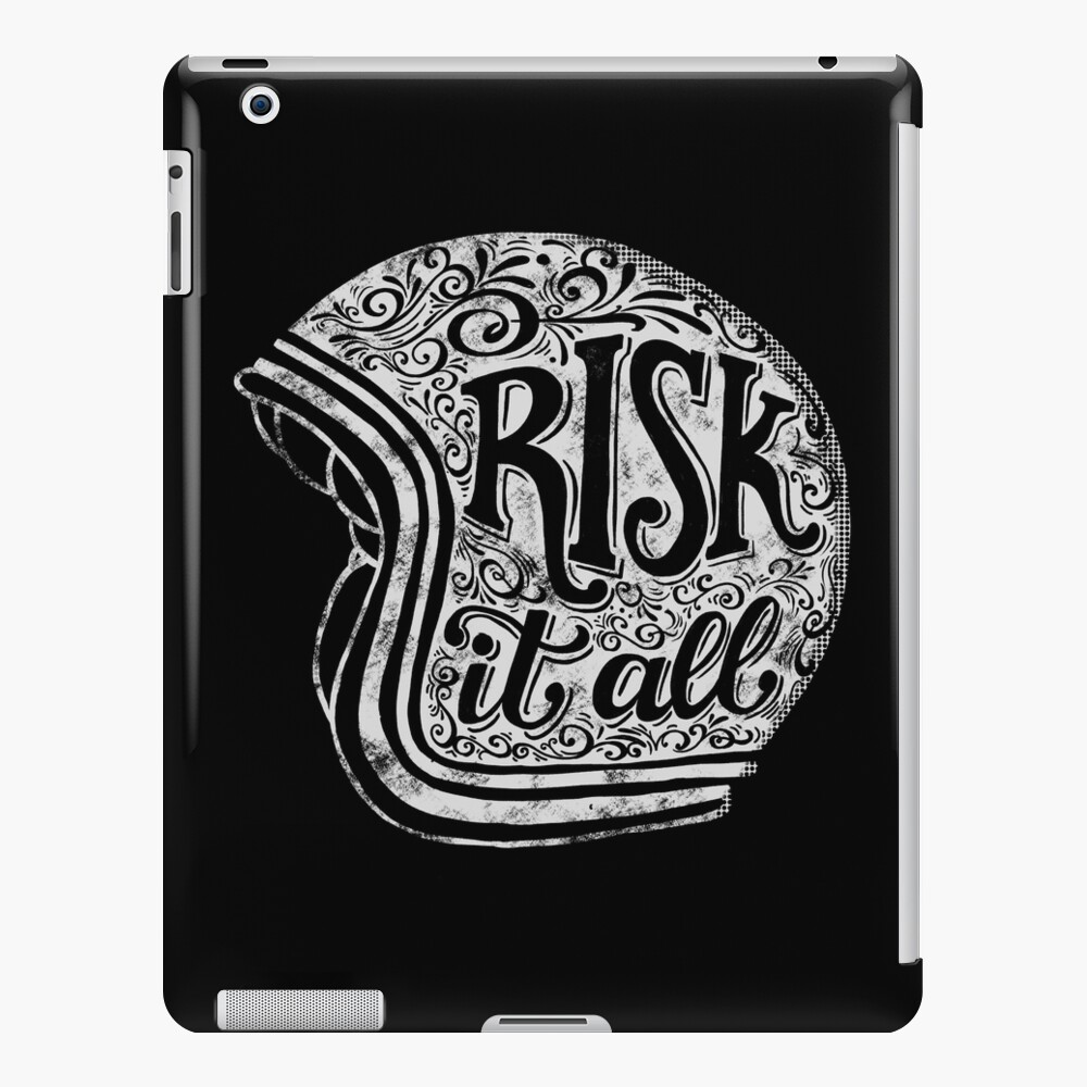 Risk It All iPad Case & Skin