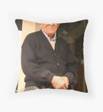 Ukraine Gentleman Throw Pillow