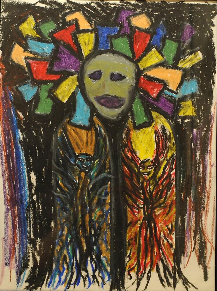 Apostles of Black sunshine by LordMasque