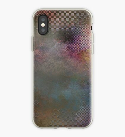 Mobile skin dots iPhone Case