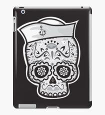 Marinero muerto sugar skull iPad Case/Skin