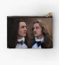 Monsieur and Chevalier Studio Pouch