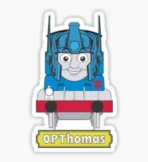 OPThomas Prime  Sticker