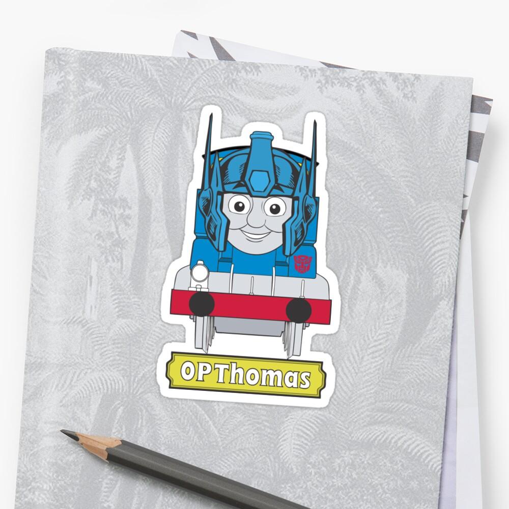 OPThomas Prime  by mcnasty