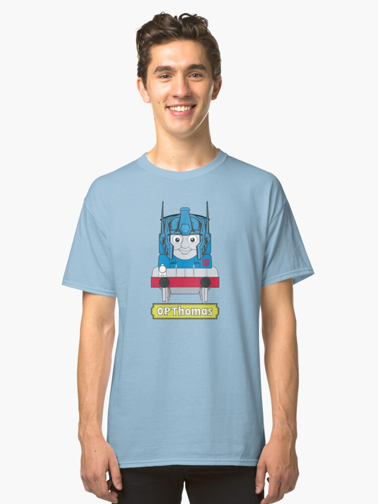 OPThomas Prime  Classic T-Shirt Front