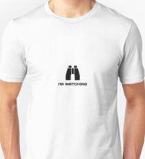 Ich schaue zu Unisex T-Shirt