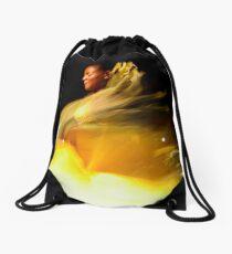 Sega dance Drawstring Bag