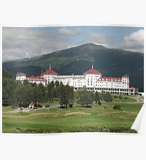 The Mount Washington Hotel Poster