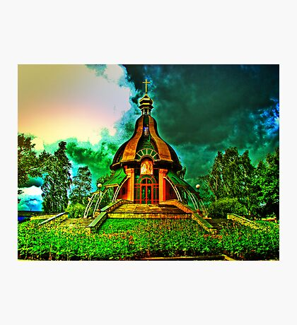 Little Church Photographic Print