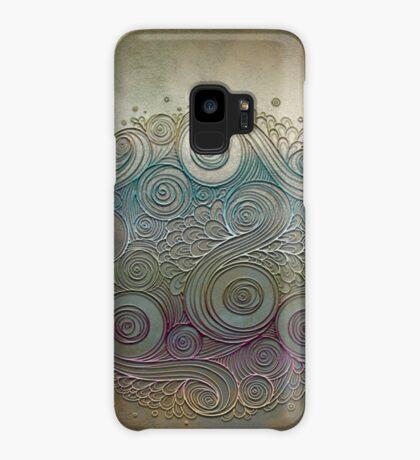 Mobile skin case mandala diff Case/Skin for Samsung Galaxy