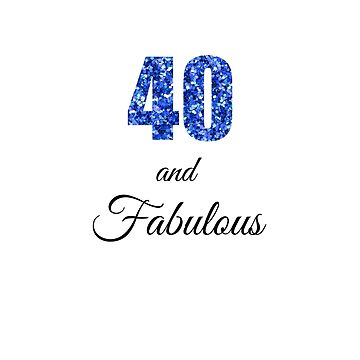 40 and Fabulous | 1978 Birthday Shirt by CarlosV
