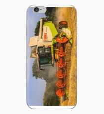 Claas 570 Combine Harvest 2018 iPhone Case