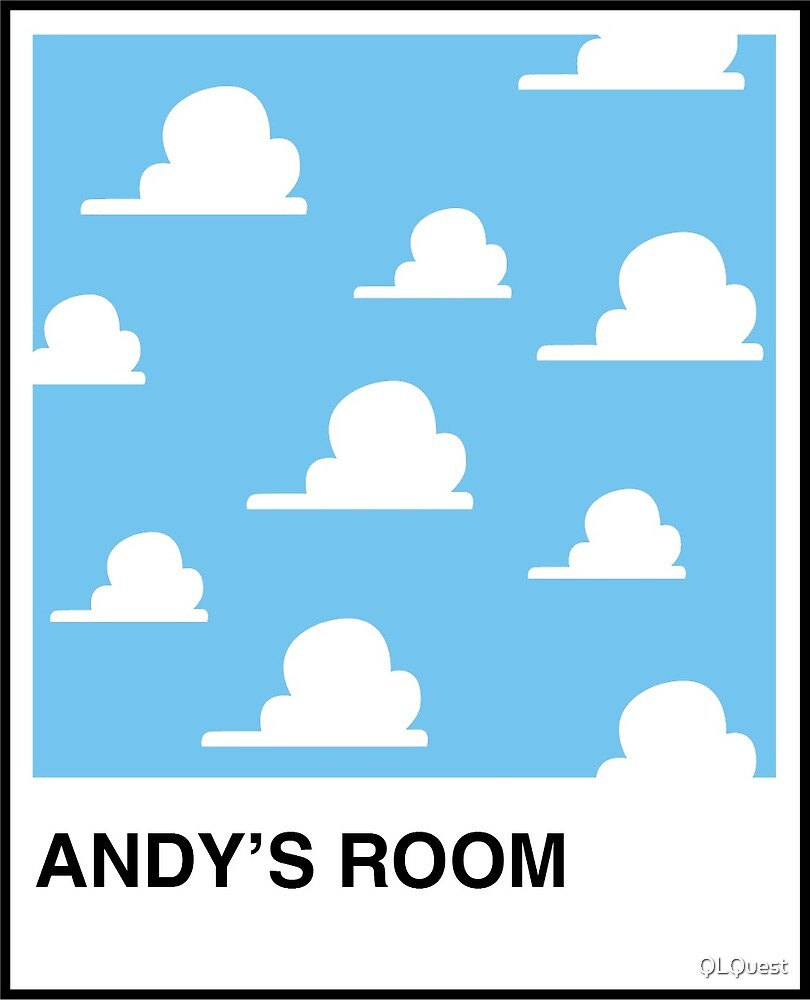 Andy's Room Pantone by QLQuest