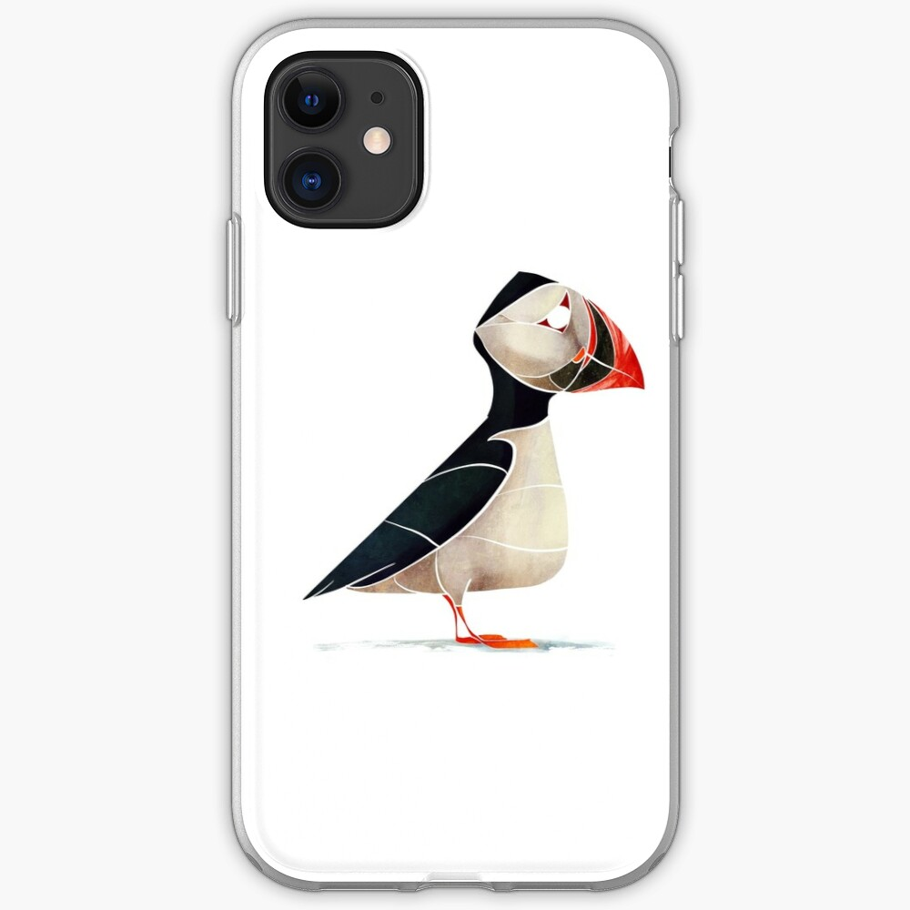 Puffin  iPhone Case & Cover