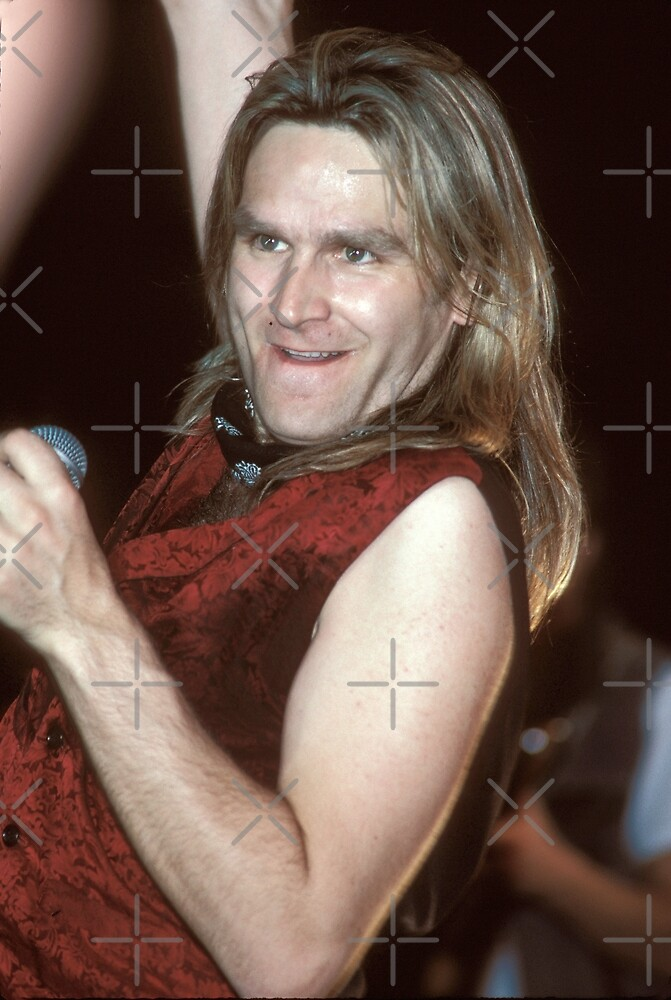 The Alarm Mike Peters by concertphotos1