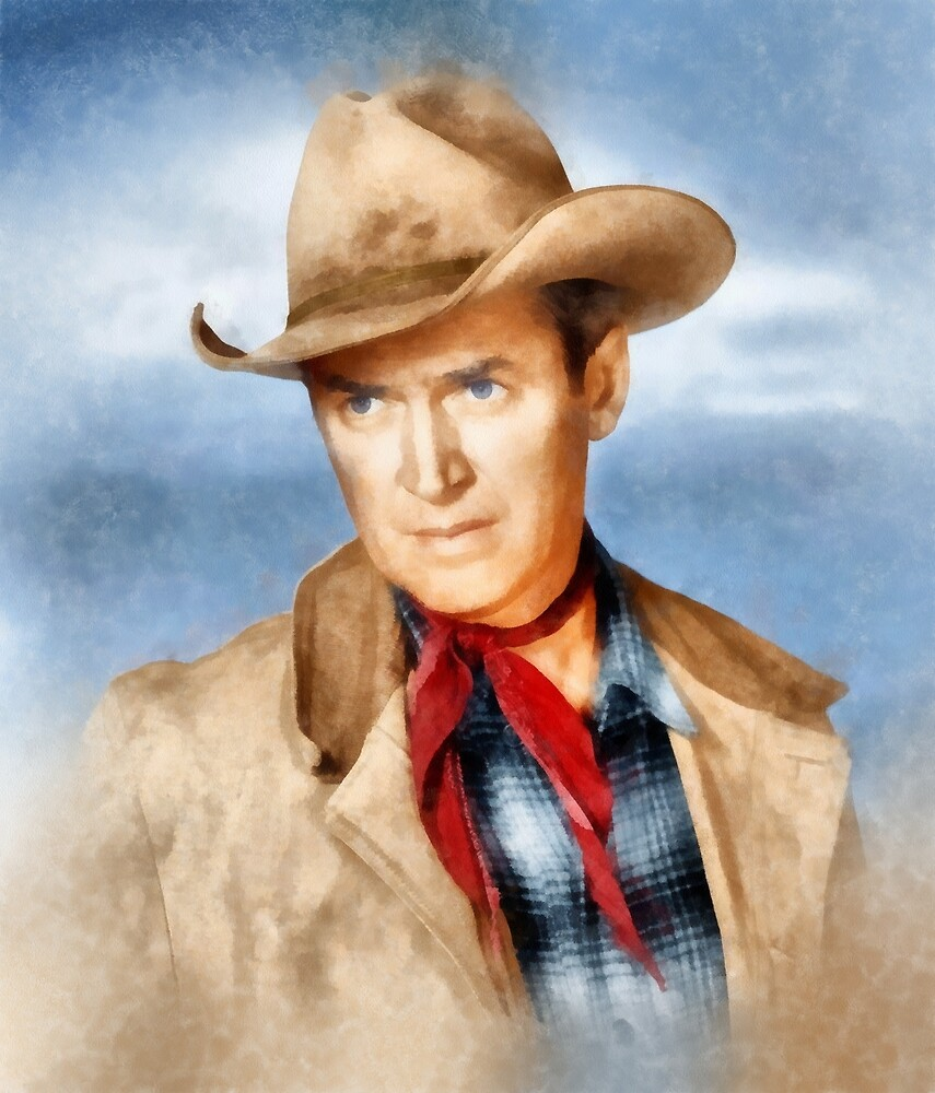 "James ""Jimmy"" Stewart, Hollywood Legend by SerpentFilms"