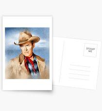 "James ""Jimmy"" Stewart, Hollywood Legende Postkarten"