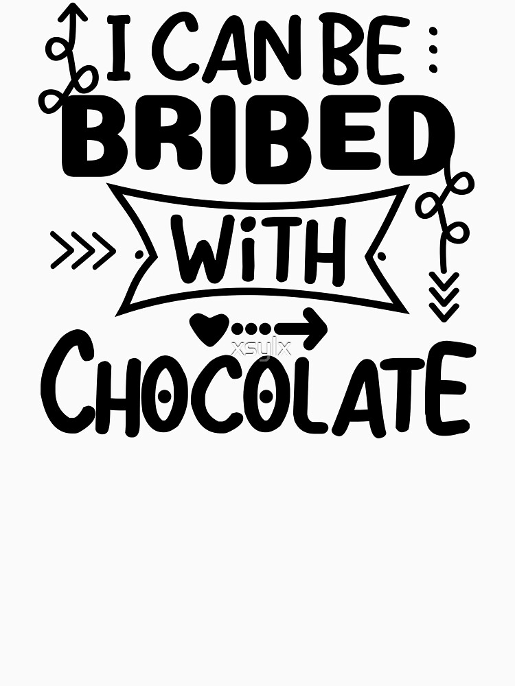 Funny Chocolate Quote by xsylx