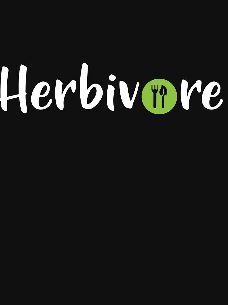 Vegan herbivore by Design123