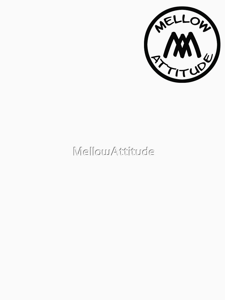 M.A. (black on white) by MellowAttitude