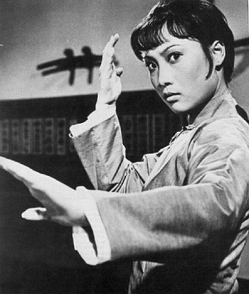 Angela Mao - Martial Arts Actress by RBEnt