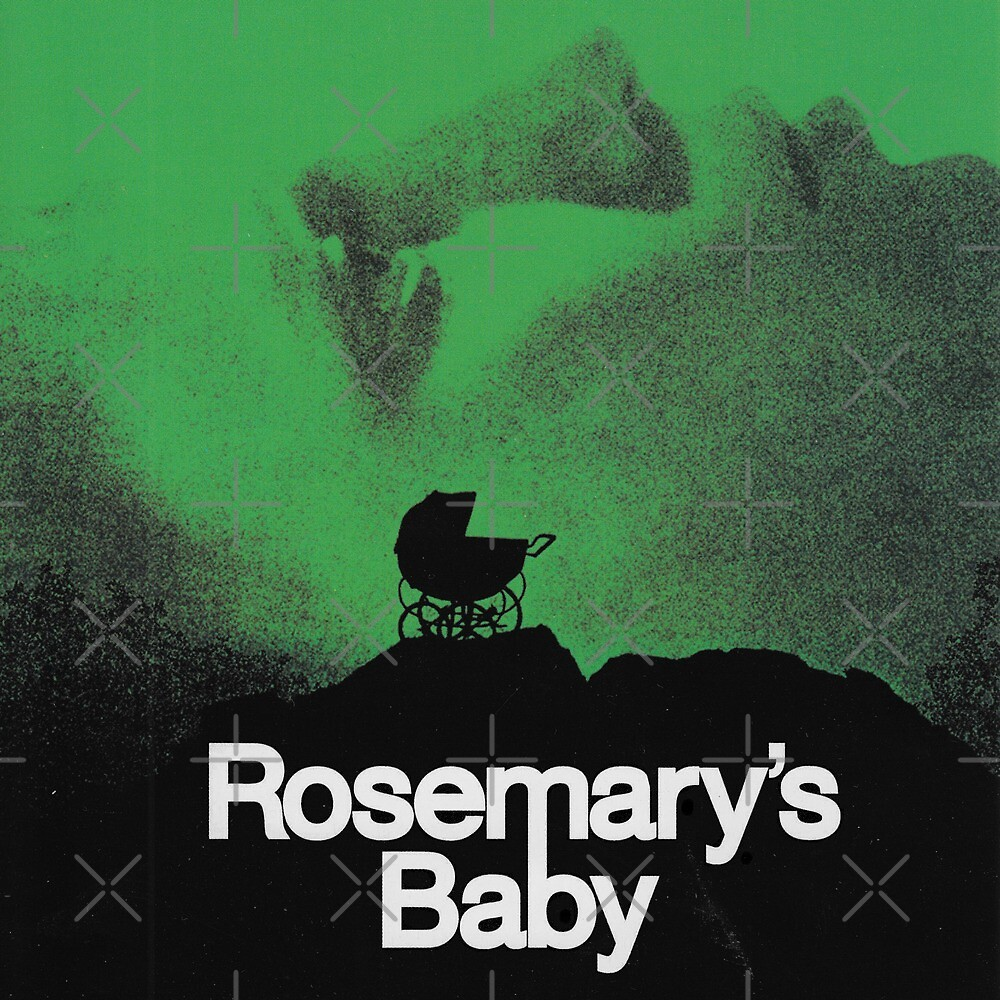 Rosemary's Baby by wizardof70