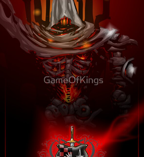 Game of Kings, Wave Four Preview - the Black Queen's Bishop by GameOfKings