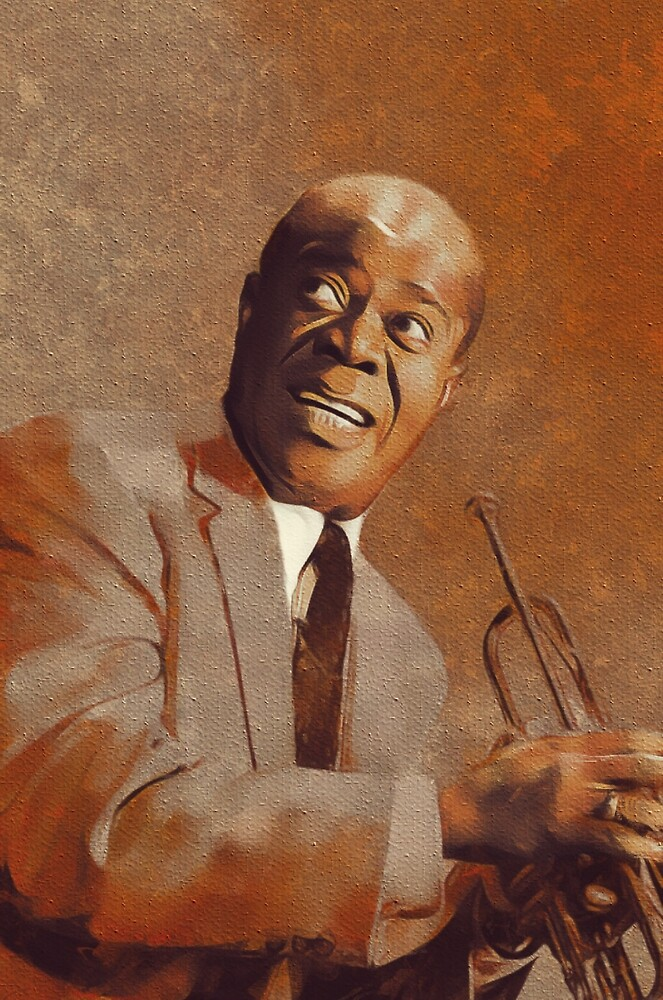 Louis Armstrong, Music Legend by SerpentFilms