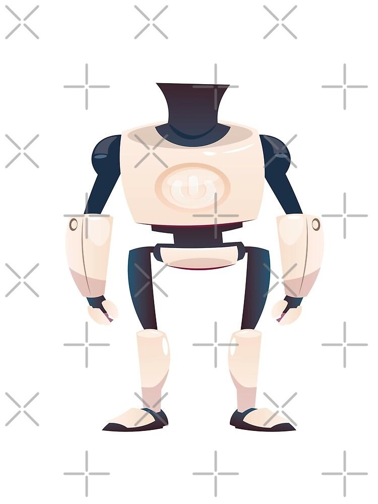 "Robot Body Shirt Halloween Robobot ""Chatbots"" / Version 1.0 / Chatbot / I Build Chatbots by ProjectX23"