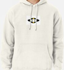 Get Your Bot On! Cute Robot Designs Pullover Hoodie