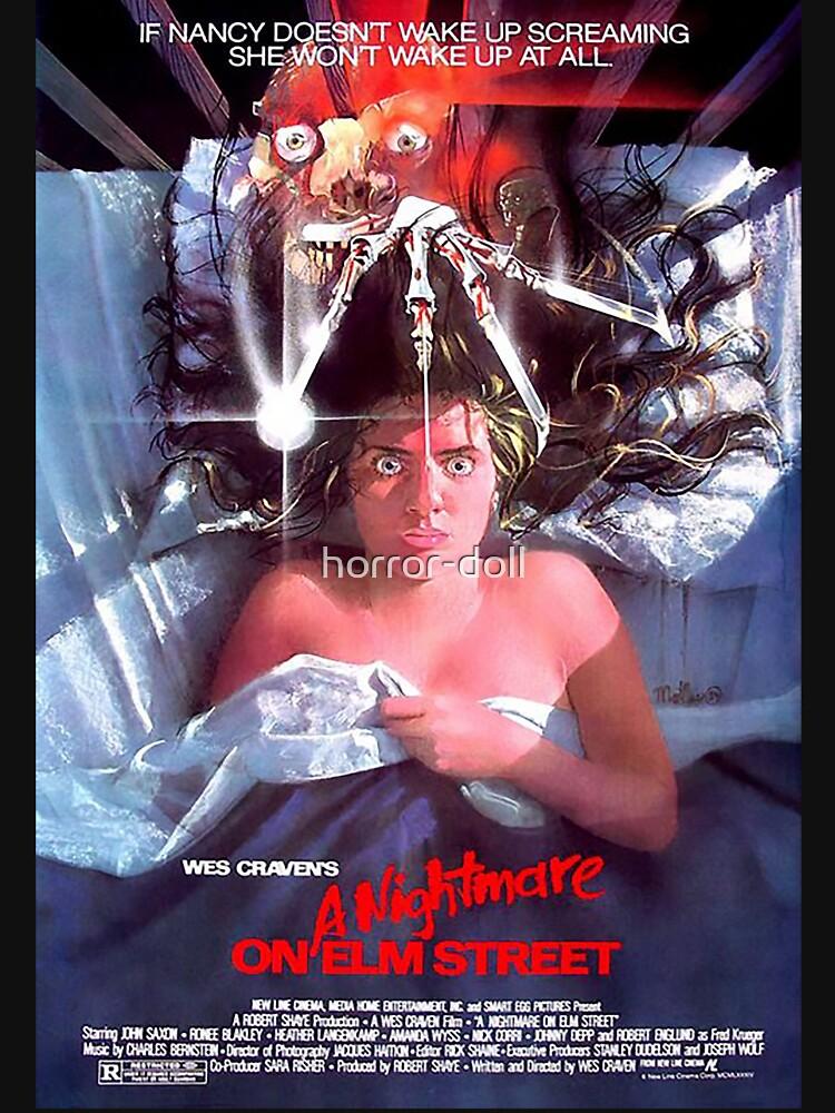 A Nightmare On Elm Street by horror-doll